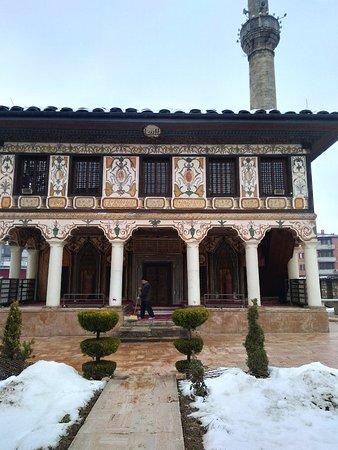 Mosque Iskhak-Bek
