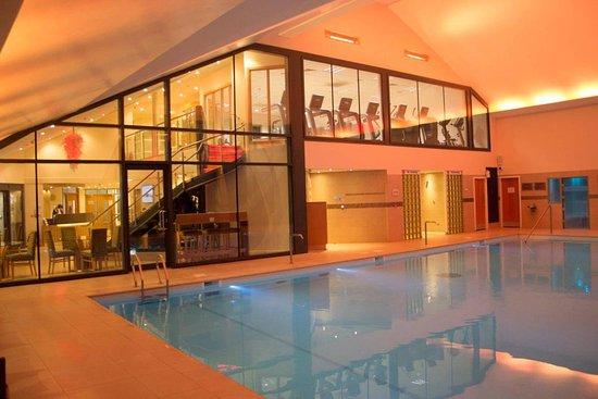 Garstang, UK: Pool area