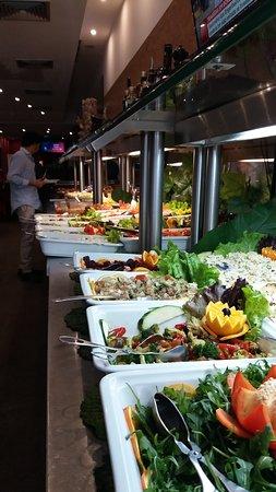 Fogo de Chao: Il buffet-2