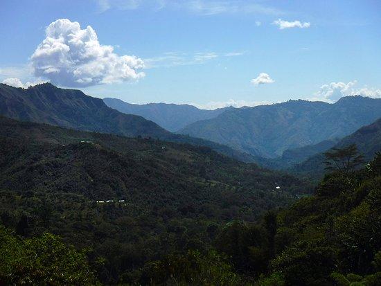 Tierradentro: A view.
