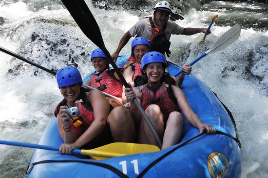 Tenorio Adventures - Day Tours: Rafting Tour