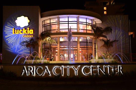 Luckia Casino, Arica - Chile.
