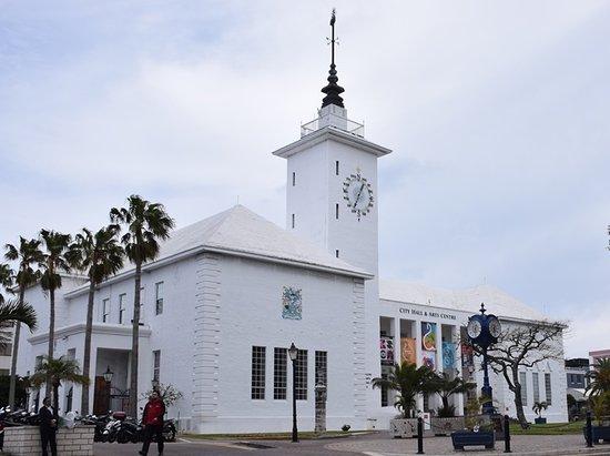 Hamilton City Hall & Arts Centre
