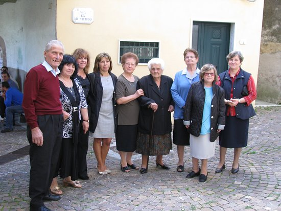 This is my family from the Commune of Molise located not far from Duronia Italy