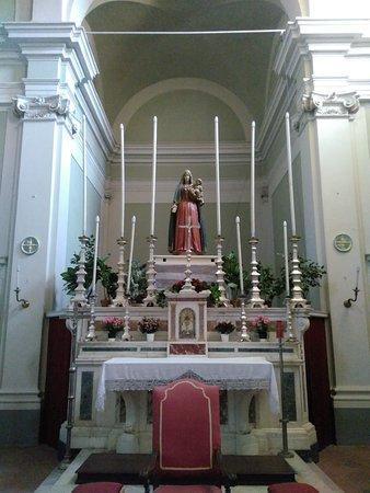 Montecatini Alto, Italia: altar