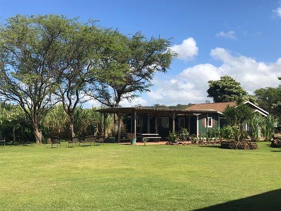 The Hawaii Sea Spirits Organic Farm and Distillery