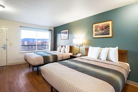 single bedroom picture of hometowne studios colorado springs rh tripadvisor com