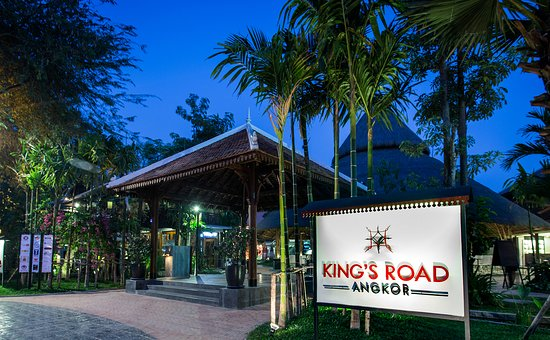 King's Road Angkor