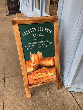 La Boulangerie: Sign