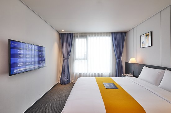 Chason Hotel: Rooms