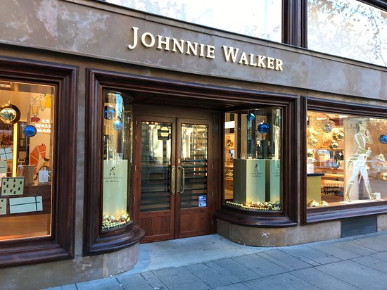 Johnnie Walker Flagship