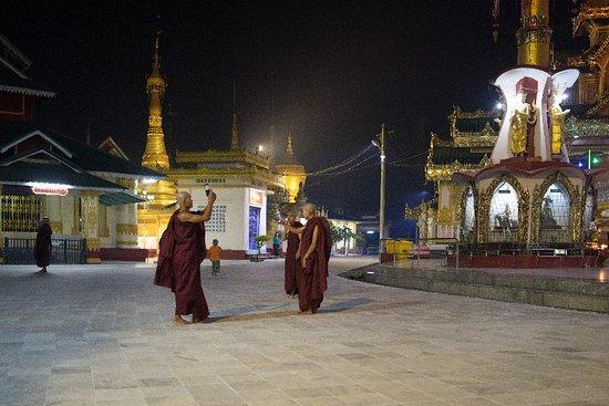 Dawei, Myanmar: Shwe Taung Zar Pagoda
