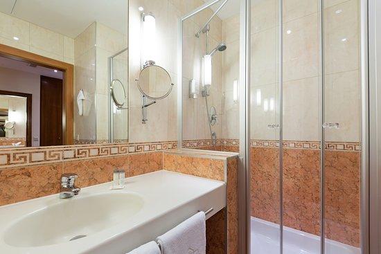 Hotel Kaiserhof Wien: ALLERGIKER Doppelzimmer   Badezimmer - KAISERHOF WIEN