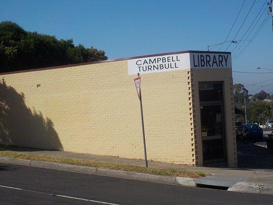 Campbell Turner Library