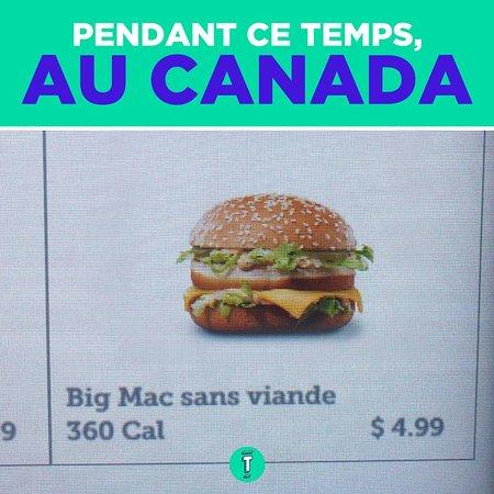 Kanada: Mais ?