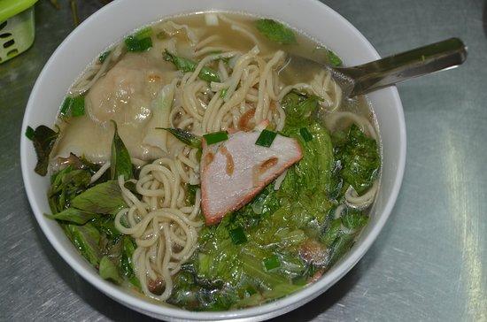 Kim Dy Restaurant: Wantan soup