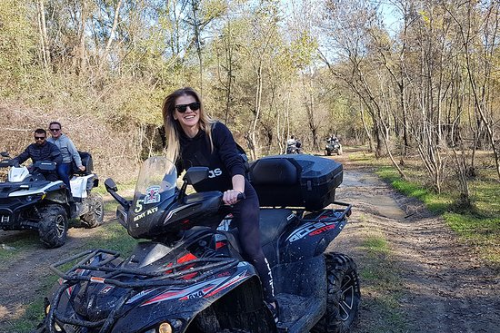 Nomad Tours Montenegro: ATV Adventure Skadar Lake