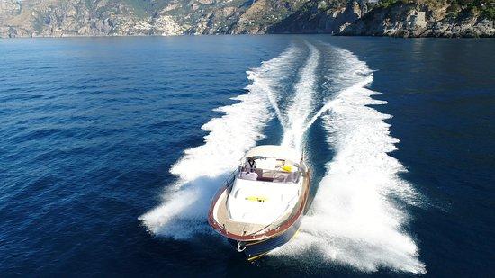 Praiano, Italy: Apreamare 38ft TEO