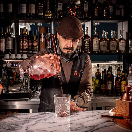 Cocktails exclusivos / Exclusive cocktails