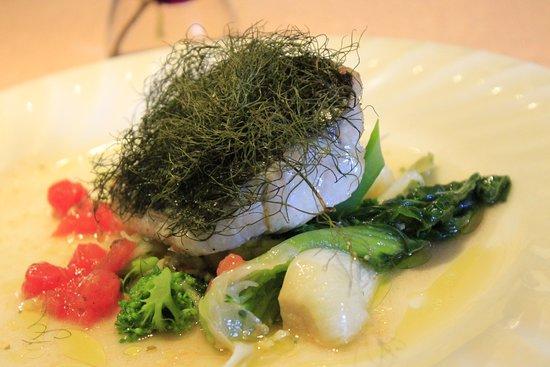 Akka Punto Effe: 近所で獲れた魚