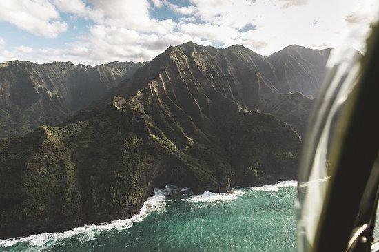 Wainiha, Havaí: Na Pali Coast, Kauai, Hawaii