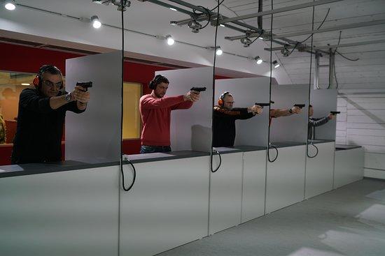 Broz Guns Shooting Range