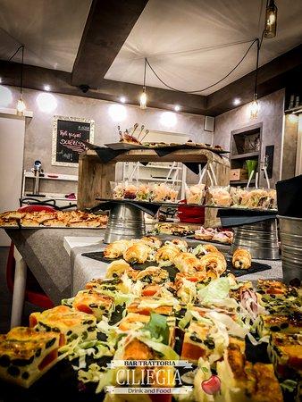 Ciliegia Drink & Food di Mancini Alessio: Abbiamo mangiato molto bene