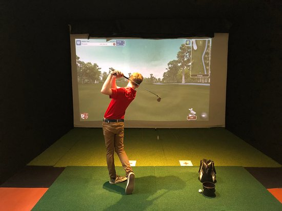 St Andrews Indoor Golf Centre