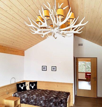 Elm, Switzerland: Berghotel Bischofalp, Zimmer