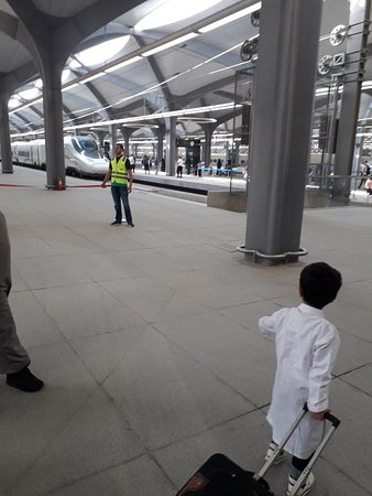 Haramain High Speed Railway