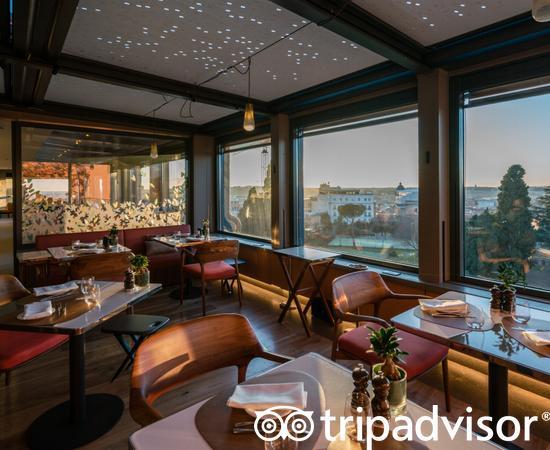Il Giardino Restaurant at the Hotel Eden