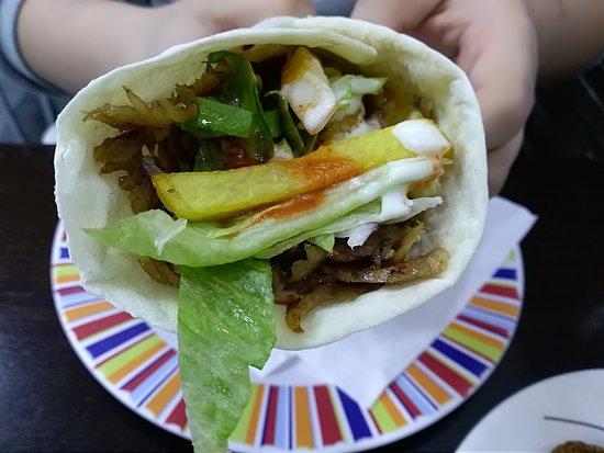 Anatolia Doner Kebab: Piadina kebab