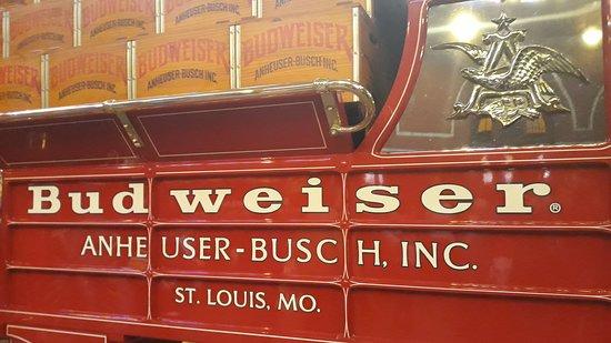 Budweiser Brewery Experience: Tour