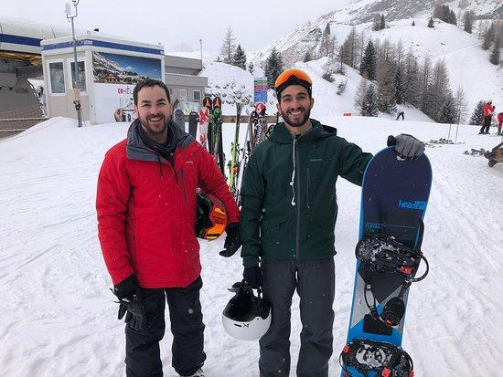 Mambo Ski Rent, Fun & Pro