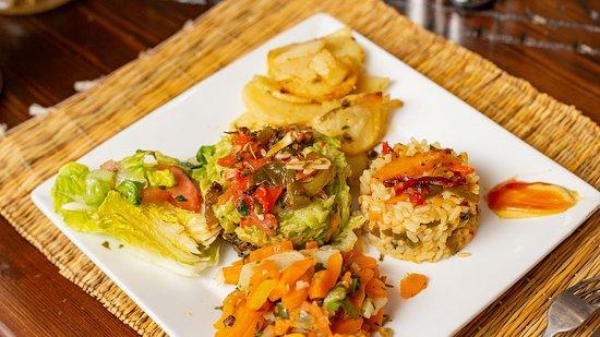 Restaurant L'ile De Ouarzazate: Restaurant Ecolodge L'ile de Ouarzazate