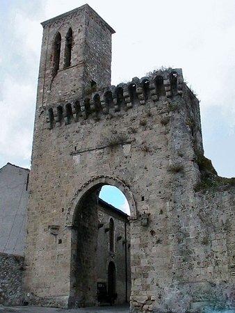 Campli, Włochy: Porta Orientale, detta Angioina