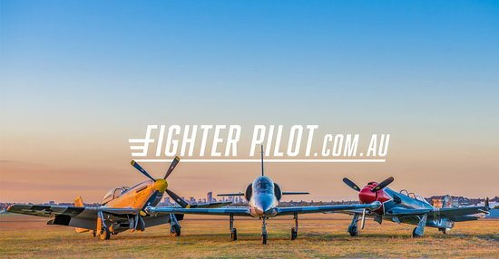 ‪Fighter Pilot Adventure Flights‬