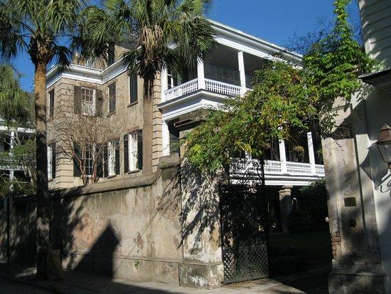 Charleston Footprints Walking Tours: 8 Legare Street