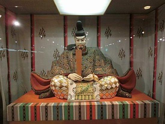 Dazaifu, Japan: 大きな天神雛