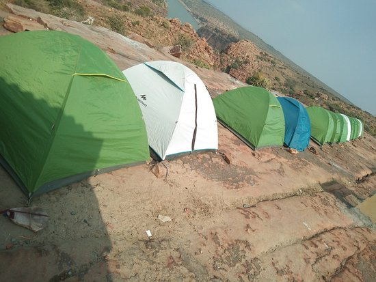 gandikota camping and night stye 9603713814 - Picture of ...
