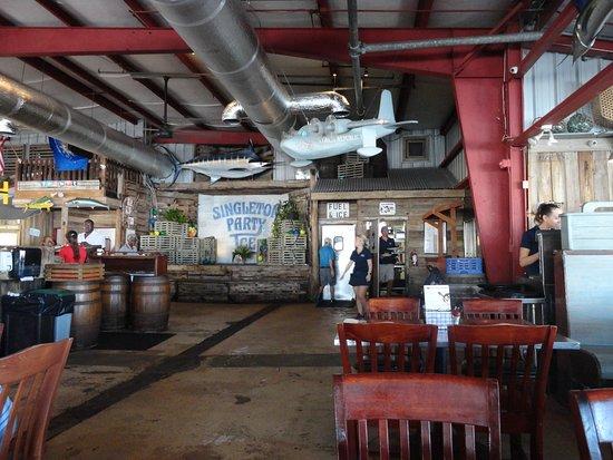 interior - Picture of Conch Republic Seafood Company, Key West - Tripadvisor