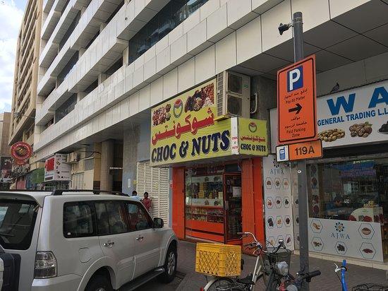 Choc & Nuts