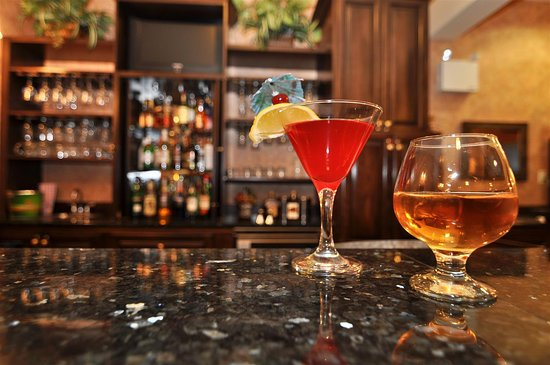 Best Western Plus Fredericton Hotel & Suites: Lounge