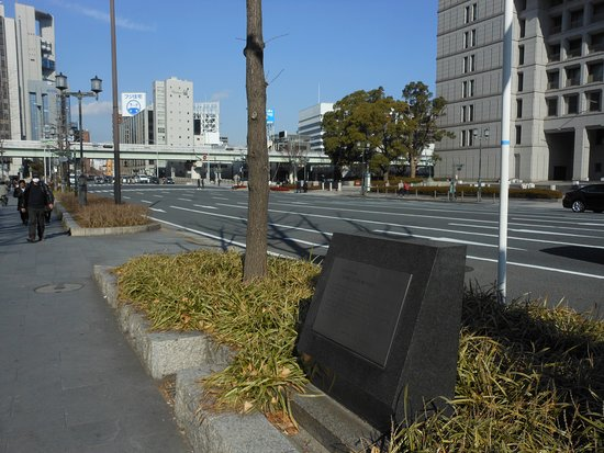 Restoration of Yodoyabashi Bridge and Oebashi Bridge Railings Monument