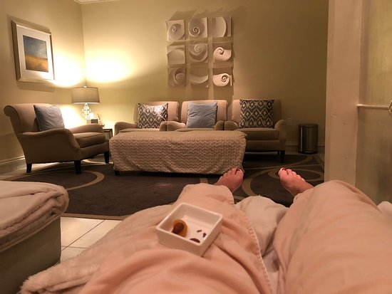 Spa Relaxation Room #2