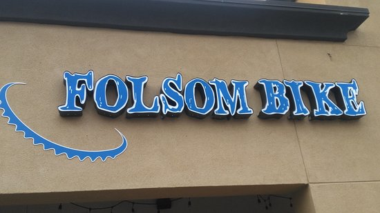 Folsom, CA: Great Bike Store!