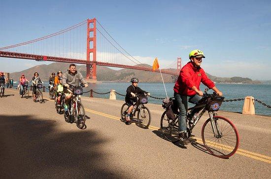 San Francisco Golden Gate Bridge til...