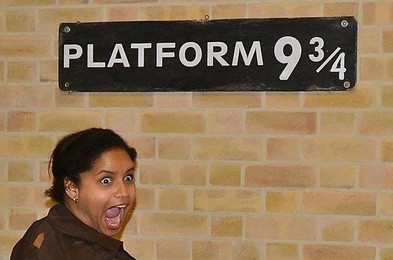 Balade Harry Potter dans Londres