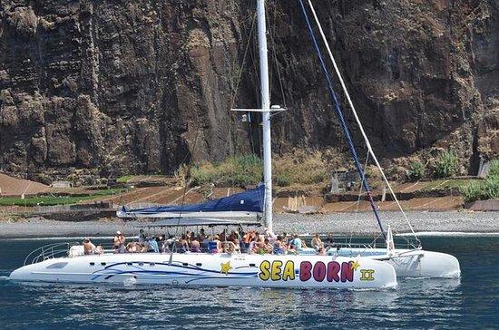 Halv-dagers katamarantur fra Funchal