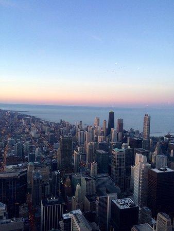 Beautiful Chicago skyline